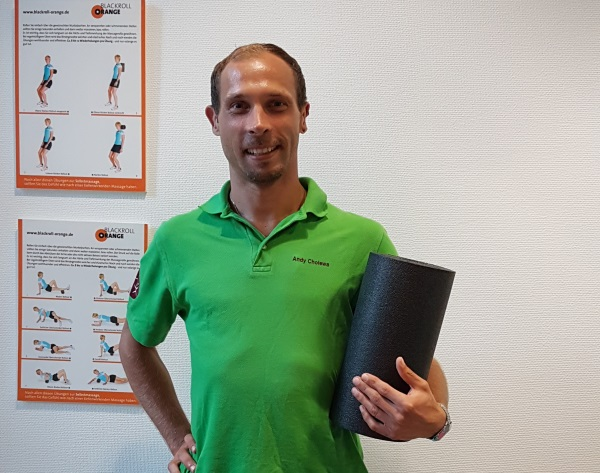 Andreas Cholewa,  Physiotherapeut